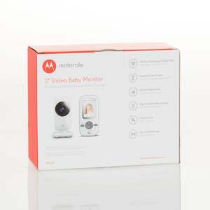 Motorola Video-Babyphone MBP481