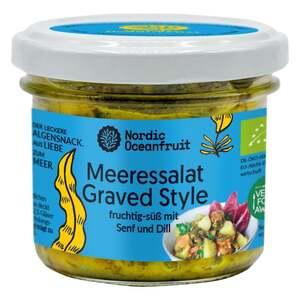 Nordic Oceanfruit Bio Meeressalat Graved Style