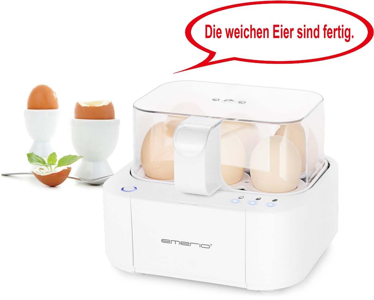 Bild 3 von Emerio Eierkocher mit Sprachansage EB-115560.2