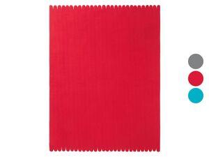 MERADISO® Polarfleece Decke, 130 x 170 cm