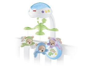 Fisher-Price 3-in-1 Mobile »Traumbärchen«