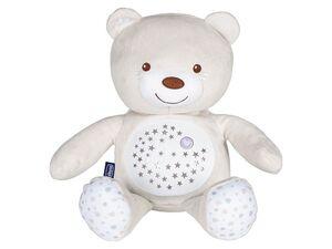 Chicco Plüsch-Bär mit Nachtlicht & Spieluhr »Baby Bär«