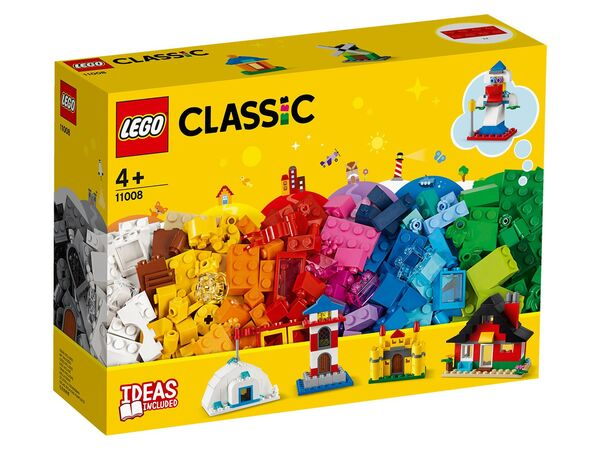 LEGO® Classic 11008 »LEGO Bausteine - bunte Häuser«