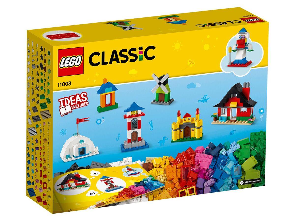 Bild 2 von LEGO® Classic 11008 »LEGO Bausteine - bunte Häuser«