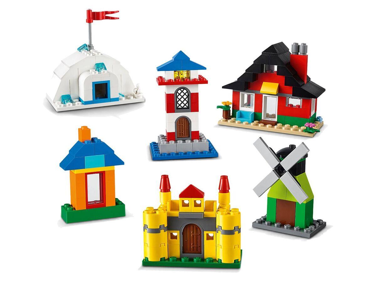Bild 3 von LEGO® Classic 11008 »LEGO Bausteine - bunte Häuser«