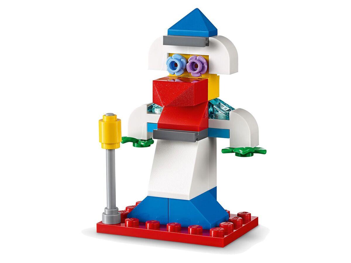 Bild 4 von LEGO® Classic 11008 »LEGO Bausteine - bunte Häuser«