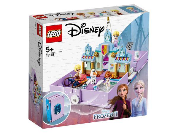 LEGO® Disney Princess 43175 »Annas und Elsas Märchenbuch«