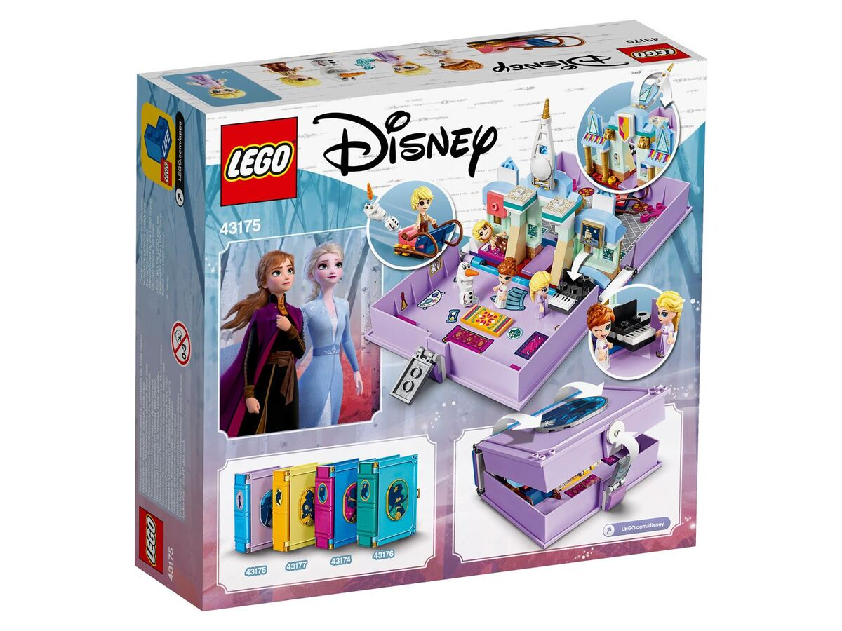 Bild 2 von LEGO® Disney Princess 43175 »Annas und Elsas Märchenbuch«