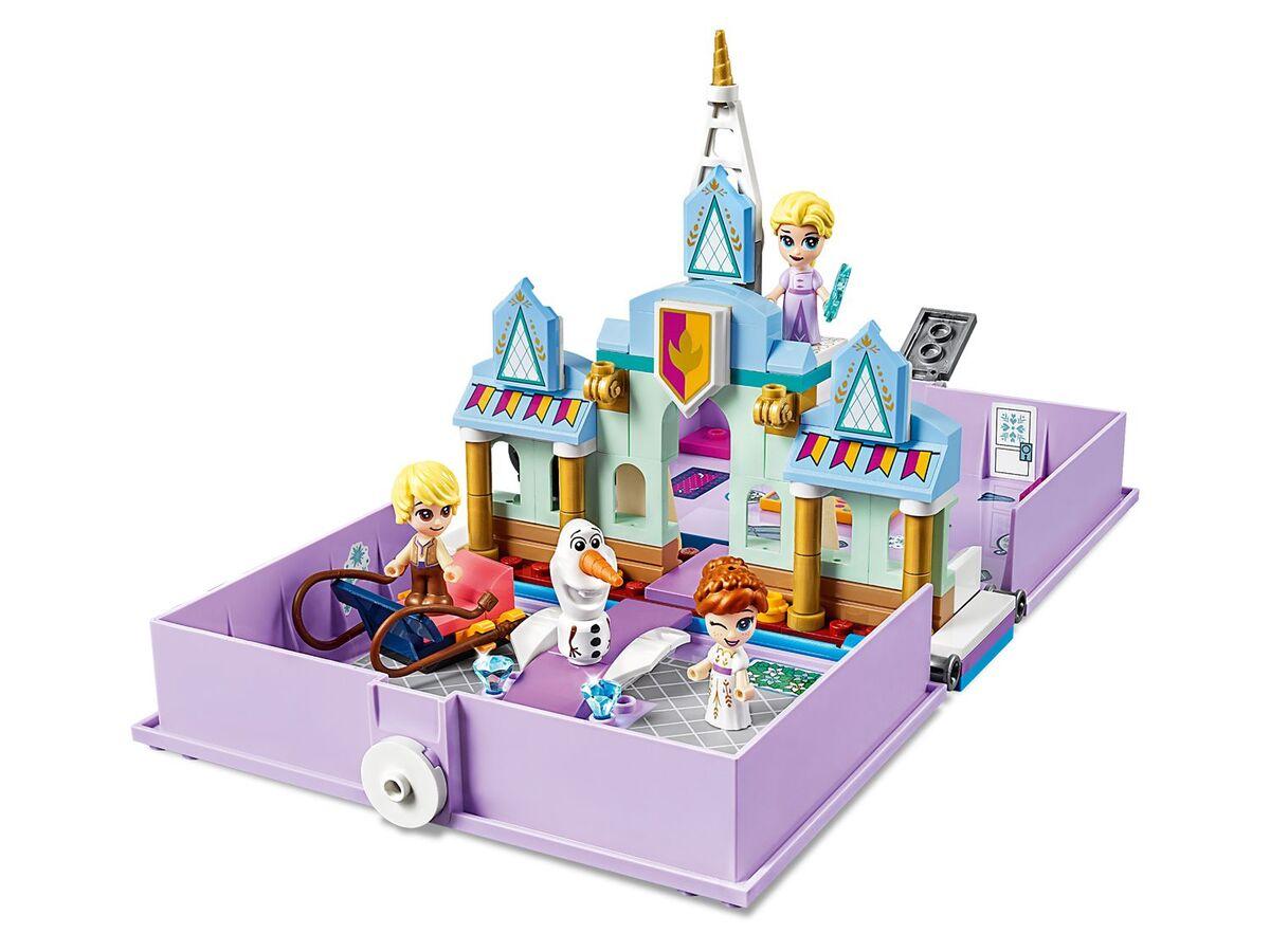 Bild 3 von LEGO® Disney Princess 43175 »Annas und Elsas Märchenbuch«