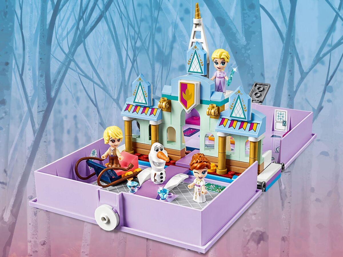 Bild 4 von LEGO® Disney Princess 43175 »Annas und Elsas Märchenbuch«