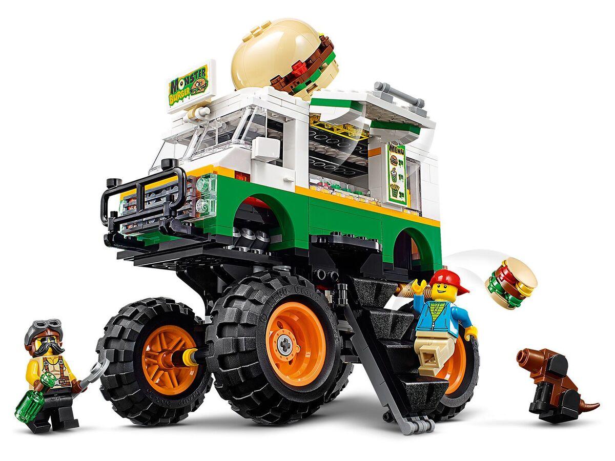 Bild 5 von LEGO® Creator 31104 »Burger-Monster-Truck«