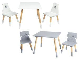 LIVARNO LIVING® Kinder Sitzgruppe, 3-teilig, aus Kiefer