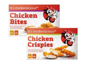 Chicken Bites/Crispies