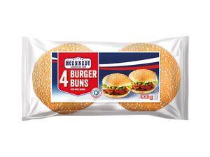 McEnnedy Burger Buns