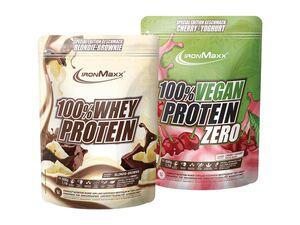 IronMaxx Whey Protein/Vegan Protein