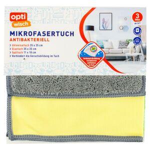 opti wisch Antibakterielle Mikrofasertücher
