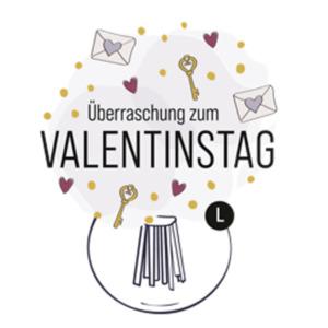 Überraschung zum Valentinstag (Größe L)