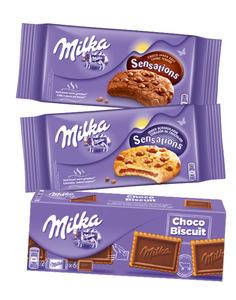 Milka Sensation