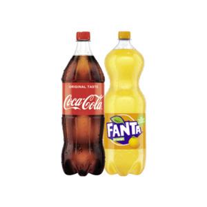 Coca-Cola**, Fanta