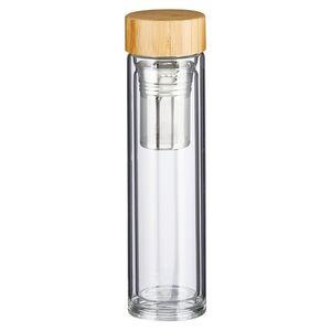 CROFTON®  Doppelwandige Glasflasche