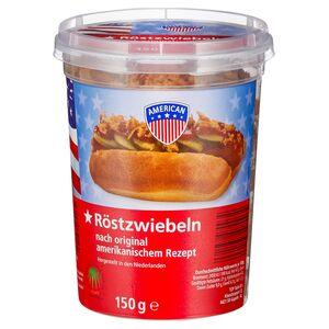 AMERICAN Röstzwiebeln 150 g