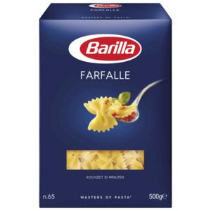 Barilla Pasta Nudeln Farfalle n.65 500g
