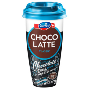 Emmi Choco Latte Swiss Chocolate 230ml