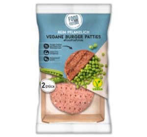 FOOD FOR FUTURE Vegane Burger Patties