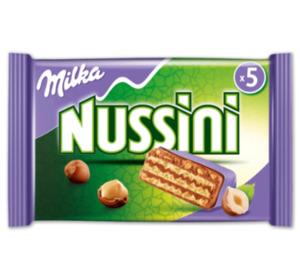 MILKA Riegel Nussini