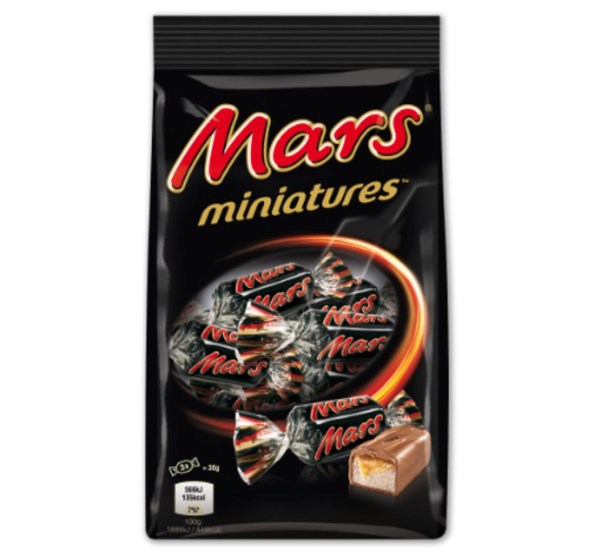 Bild 2 von SNICKERS-, MARS-, TWIX- oder BOUNTY-Miniatures