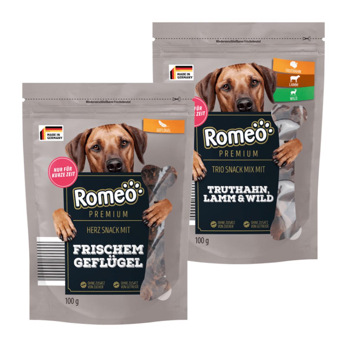 Bild 1 von ROMEO     Premium-Snack