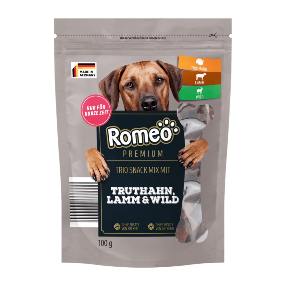 Bild 2 von ROMEO     Premium-Snack