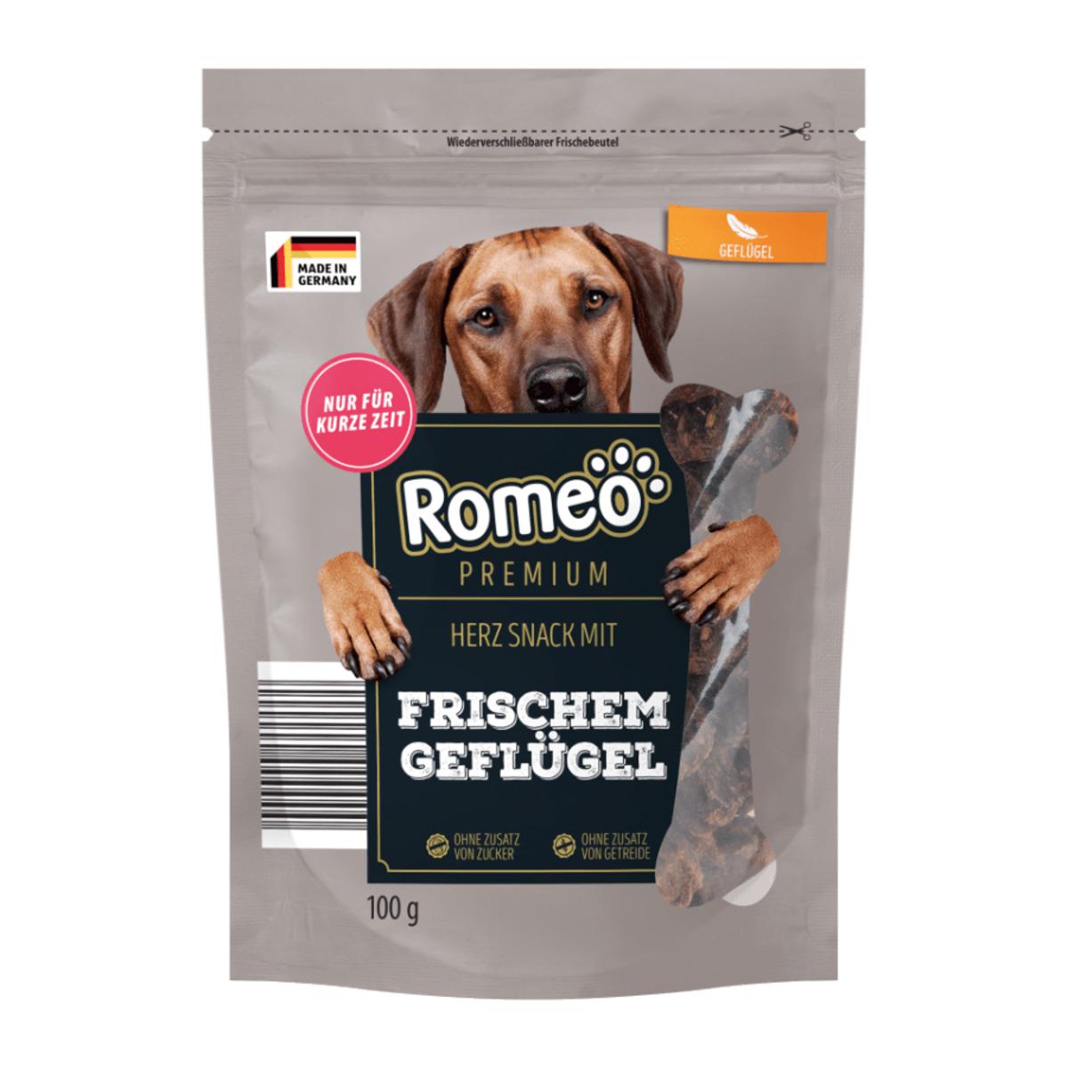 Bild 3 von ROMEO     Premium-Snack