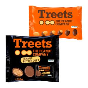 Treets Peanuts