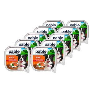 Pablo Schlemmerkern mit Huhn 300 g, 10er Pack