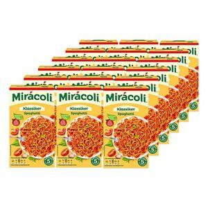 Miracoli Spaghetti mit Tomatensauce 616 g, 18er Pack