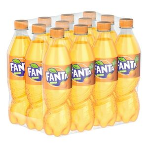 Fanta 0,5 Liter, 12er Pack