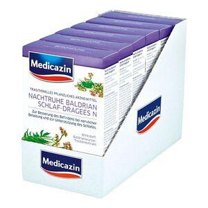 Medicazin Nachtruhe Baldrian Einschlaf-Dragees N 120 Stück, 6er Pack