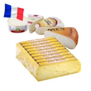 Elsässer Winzerkäse, Géramont, Chaumes, Saint Albray, Chavroux