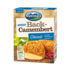 Alpenhain Back-Camembert