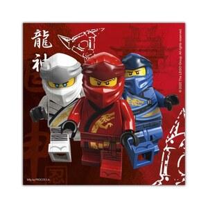 LEGO NINJAGO Servietten 20 Stück
