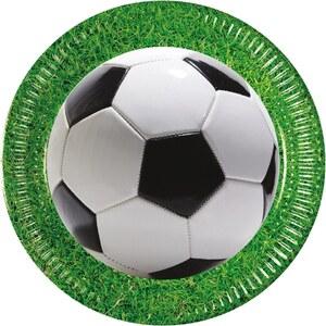 Fussball Party Pappteller 8 Stück
