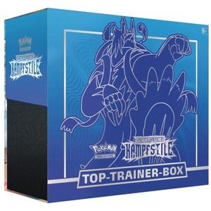 Pokémon SWSH05 Kampfstile Top-Trainer Box