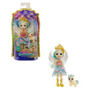 Enchantimals Royals Paolina Pegasus Puppe & Wingley