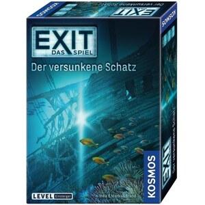 Kosmos - Exit, Das Spiel: Der versunkene Schatz