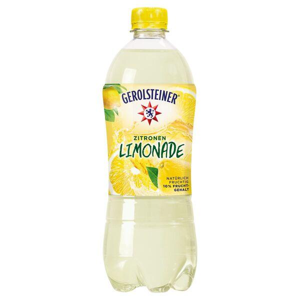 GEROLSTEINER Limonade 0,75 l