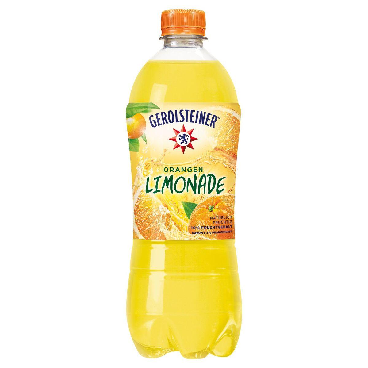 Bild 3 von GEROLSTEINER Limonade 0,75 l