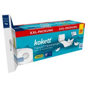 kokett®  Toilettenpapier, XXL
