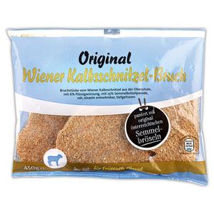 Oldenburger Original Wiener Kalbsschnitzel-Bruch