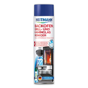 Heitmann Backofen-, Grill- und Kaminglas Reiniger